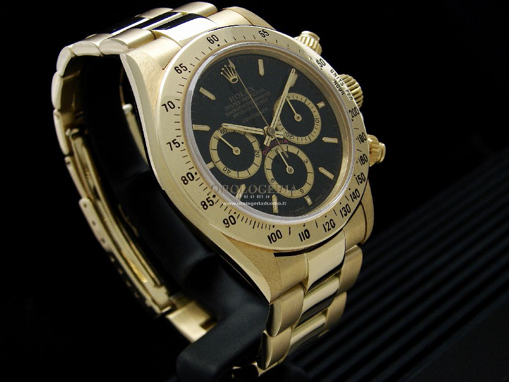 Rolex Cosmograph Daytona R serial Floating Dial