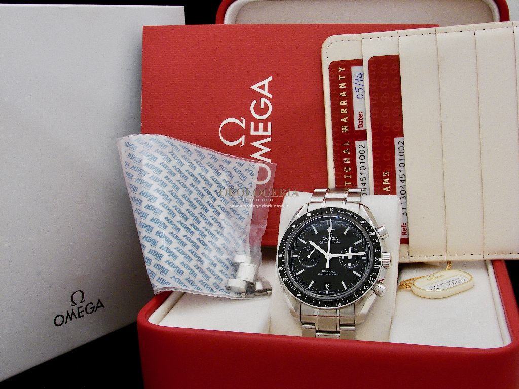 Omega Speedmaster Moonwatch Omega Co-Axial Chronograph 44,25mm