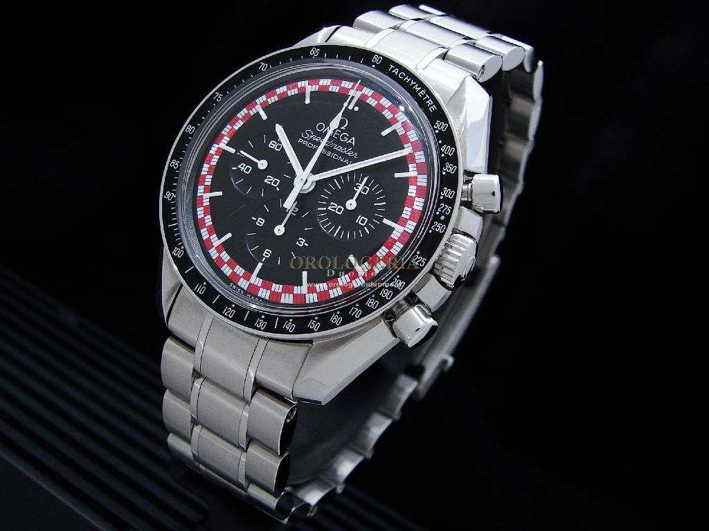 Omega Speedmaster Moonwatch Tintin Manned Space Mission