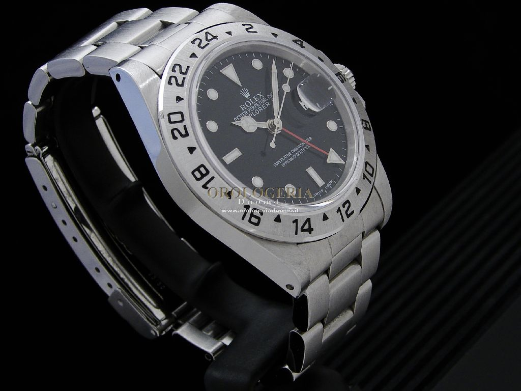 Rolex Explorer II 40mm Ref. 16570