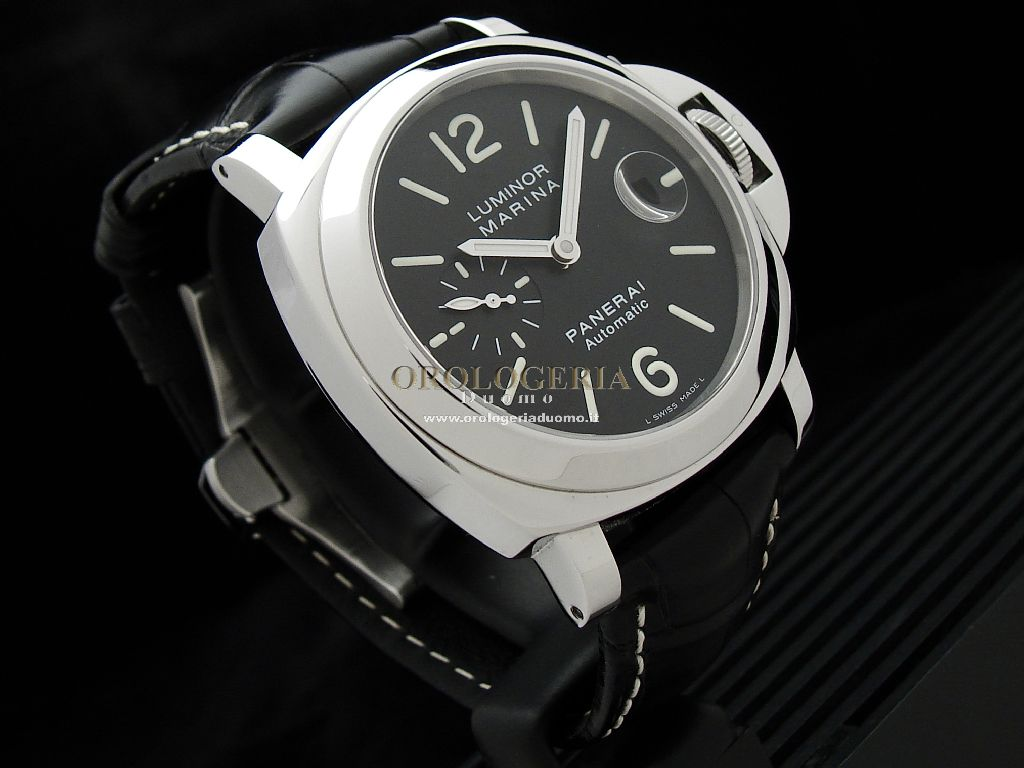 Panerai Luminor Marina Automatic 44mm Ref. PAM00104
