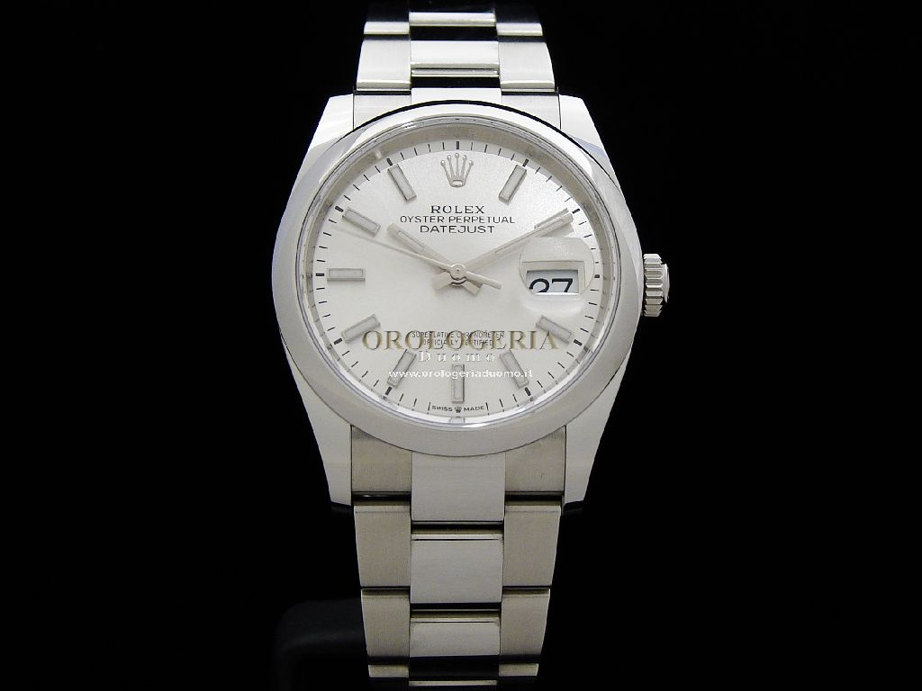 Rolex Oyster Perpetual Datejust Caliber 3235 Ref. 126200